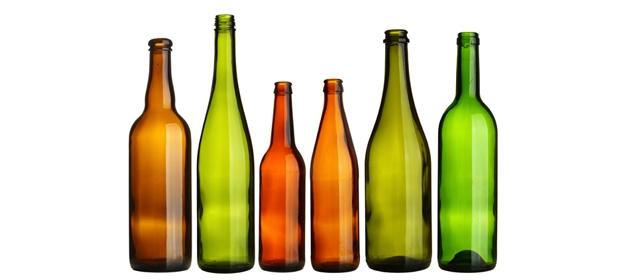 Divieto di vendita per asporto di bevande in bottiglie di vetro