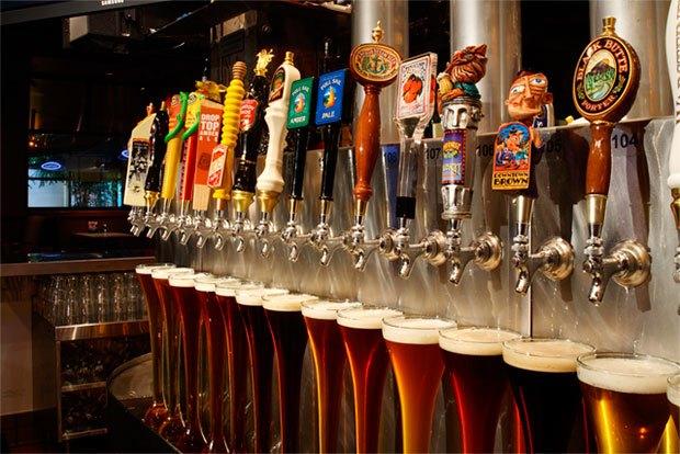 Consumo immediato sul posto di prodotti di  gastronomia – Installazione erogatore di birra alla spina