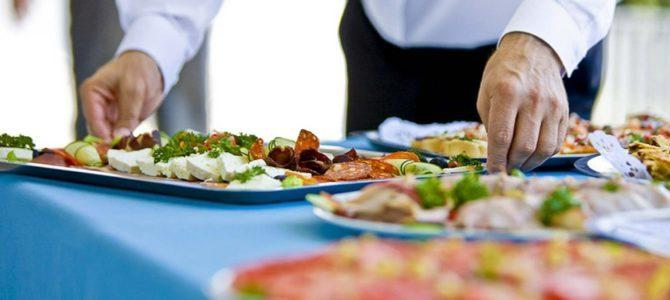 Attività di catering/banqueting