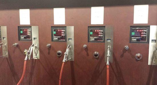 Distributori automatici bevande alcoliche sfuse