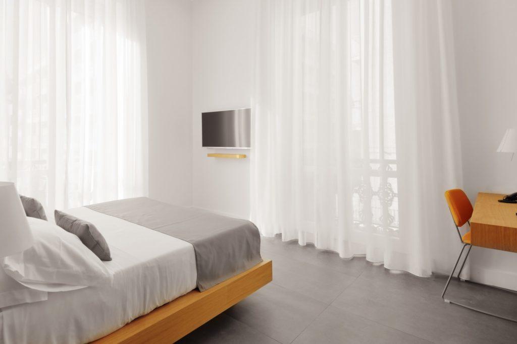 medinblu hotel stanza