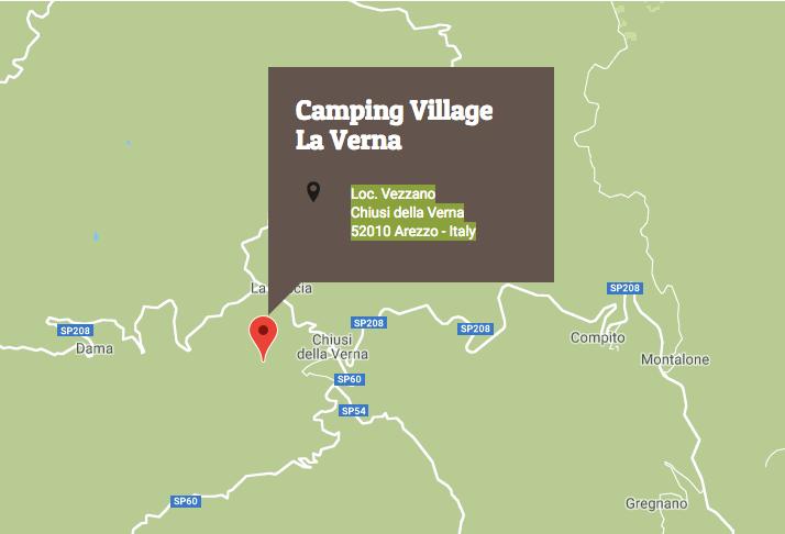 camping la verna dove