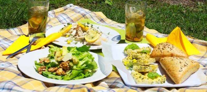 Somministrazione dei pasti in area esterna