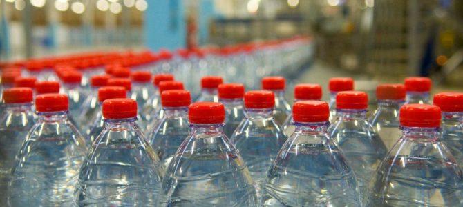 Addetto imbottigliamento acque e bevande gassate