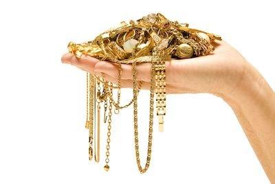 Vendita oggetti preziosi