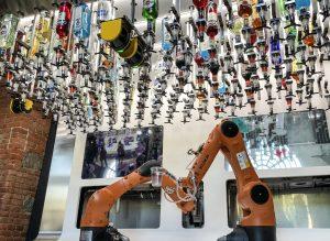 Bar robotico