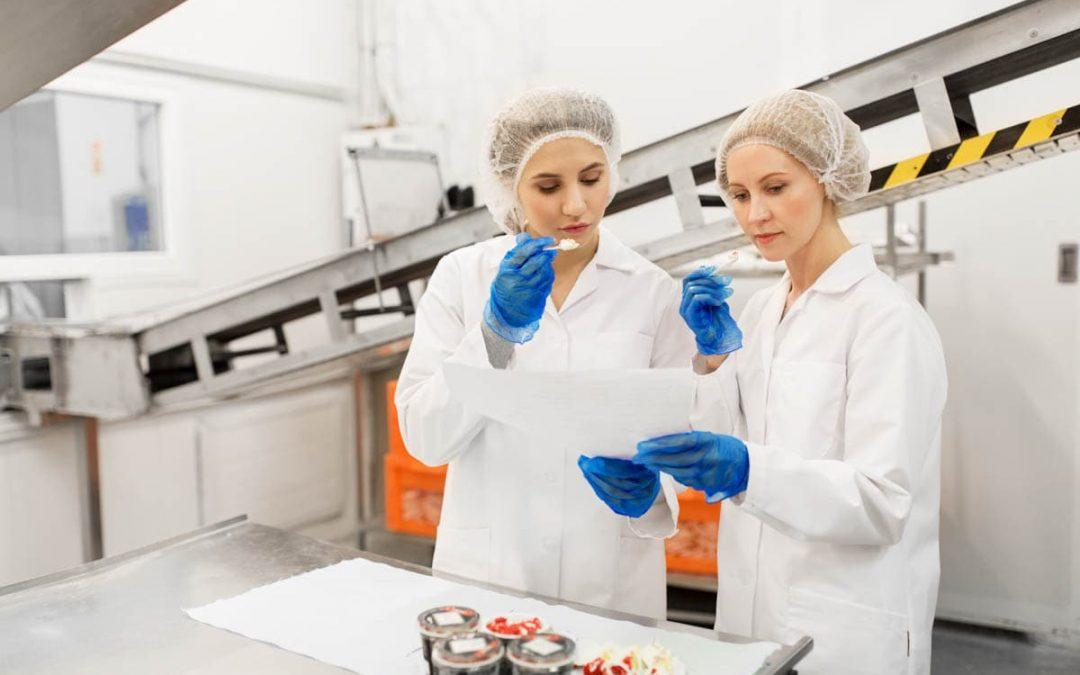 Tecnico del controllo produzione e qualità alimentare