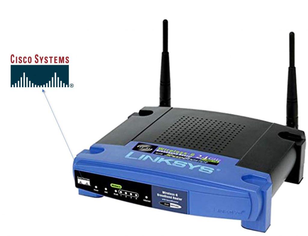 Linksys/Cisco WRT54G(S)