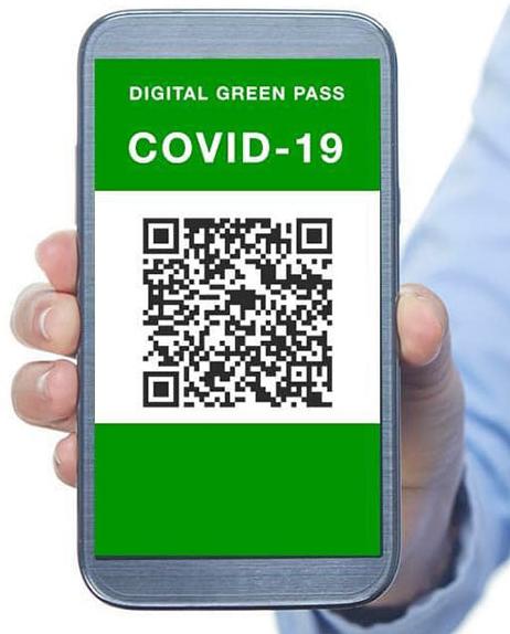 Certificazione verde green pass covid 19